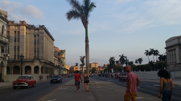 Paseo De Marti Havana Cuba