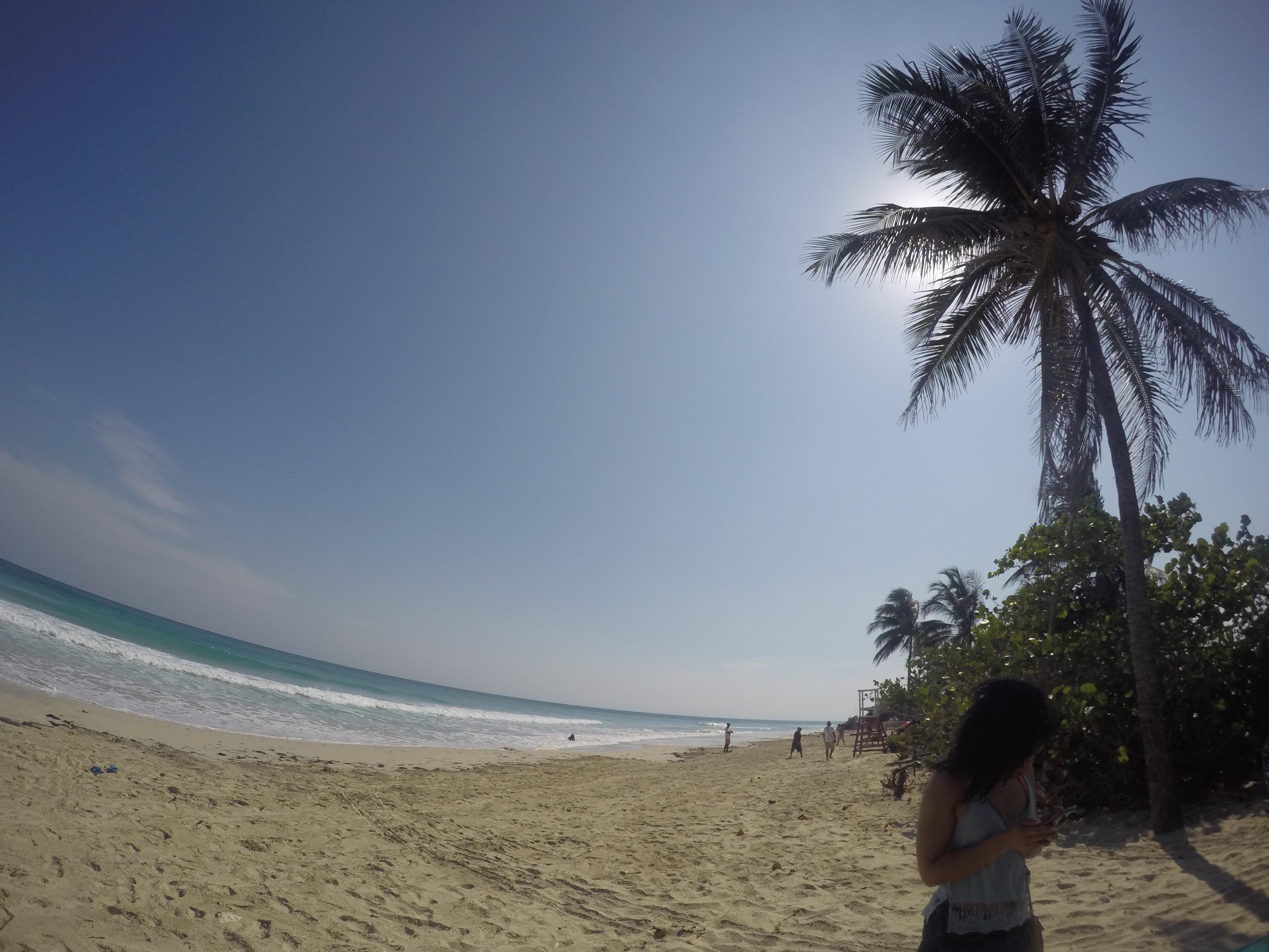 Santa Maria Del Mar Beach Havana Cuba