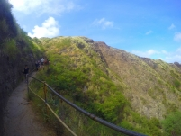 Visit Diamond Head Summit in Oahu Hawaii Hike
