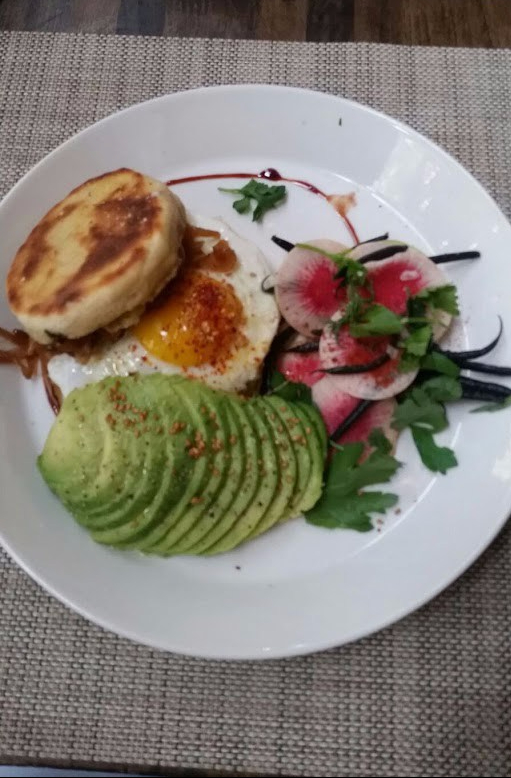 P.Y.T. Restaurant, Los Angeles - Avocado and Egg Sandwich