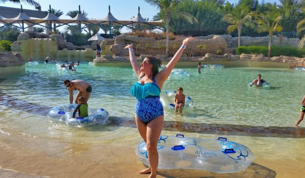 Atlantis Aquaventure Waterpark Dubai