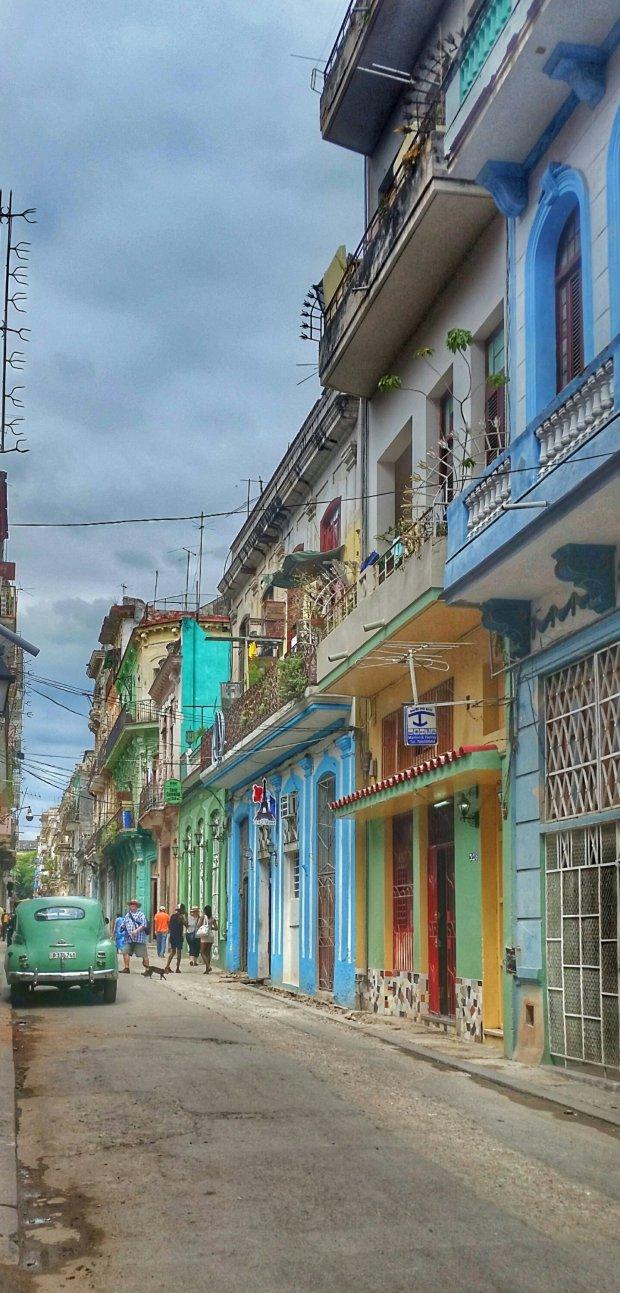 Cuban Streets in Havana