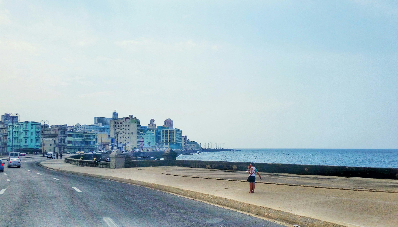 Havana, Cuba Skyline