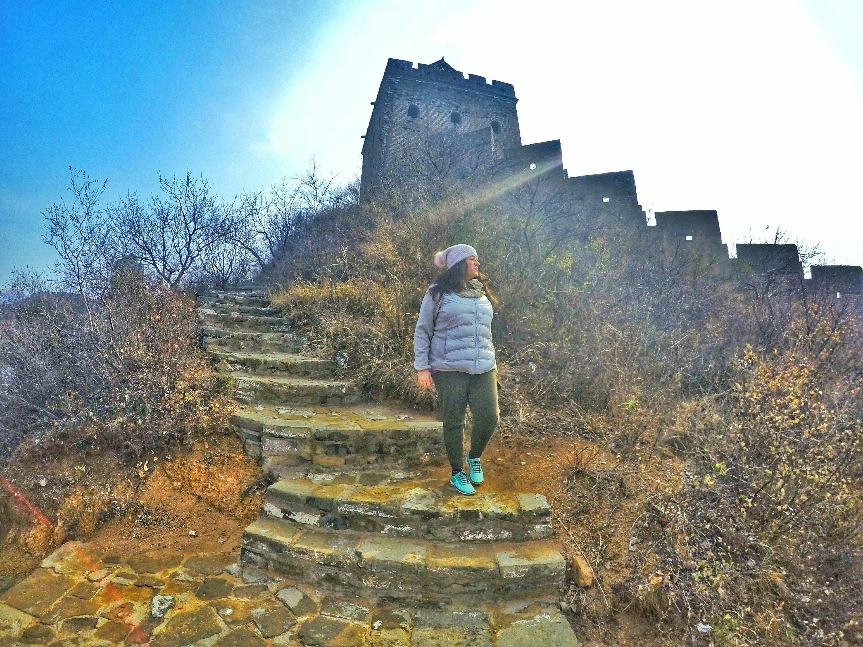 The Great Wall at Jin Shan Ling