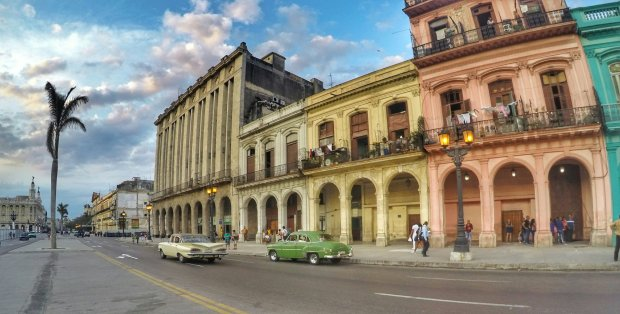 Prado Street, Havana, Cuba