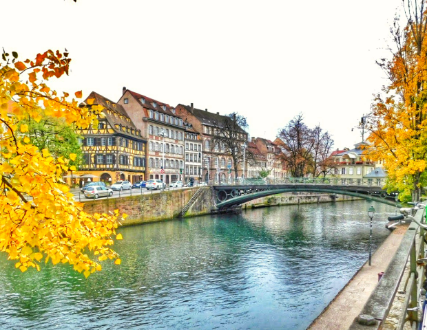 Pont St. Thomas - Strasbourg, France