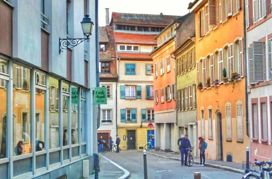 Grand Rue - Strasbourg, France