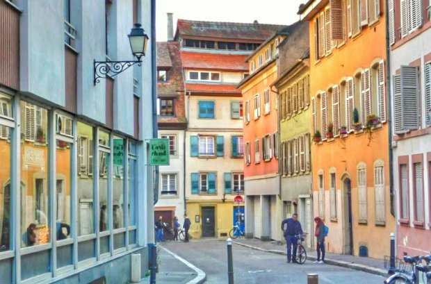 Grand Rue - Strasbourg, France