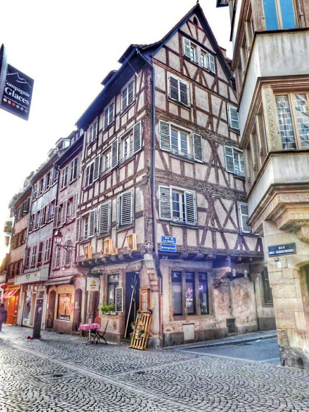 Ru de la Chaine - Strasbourg, France