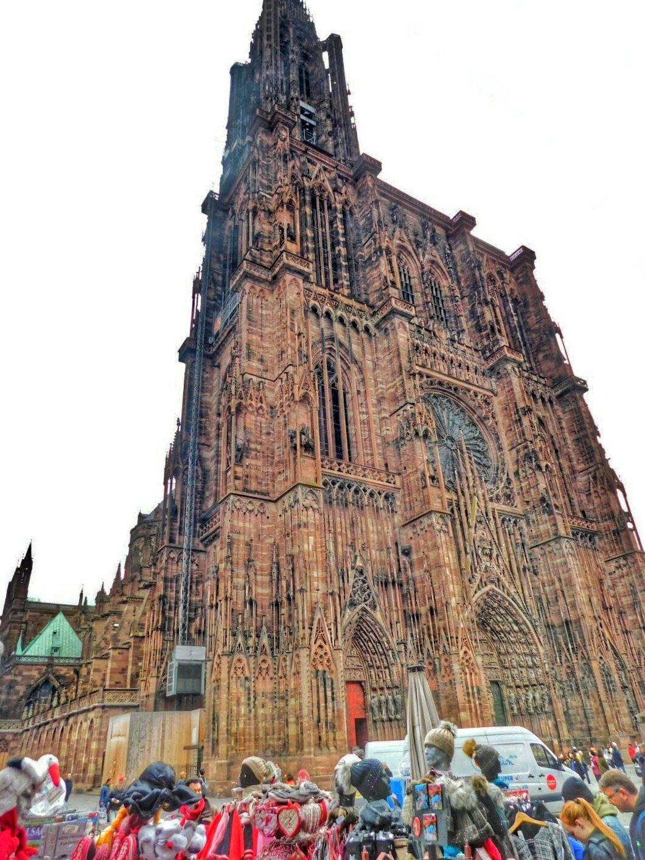 Strasbourg Cathedral - Strasbourg, France