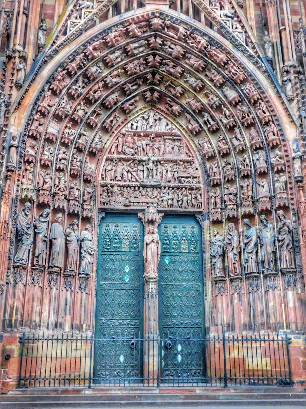 Strasbourg Cathedral, Strasbourg France