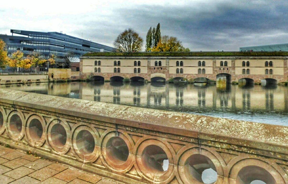 Barrage Vauban - Strasbourg, France