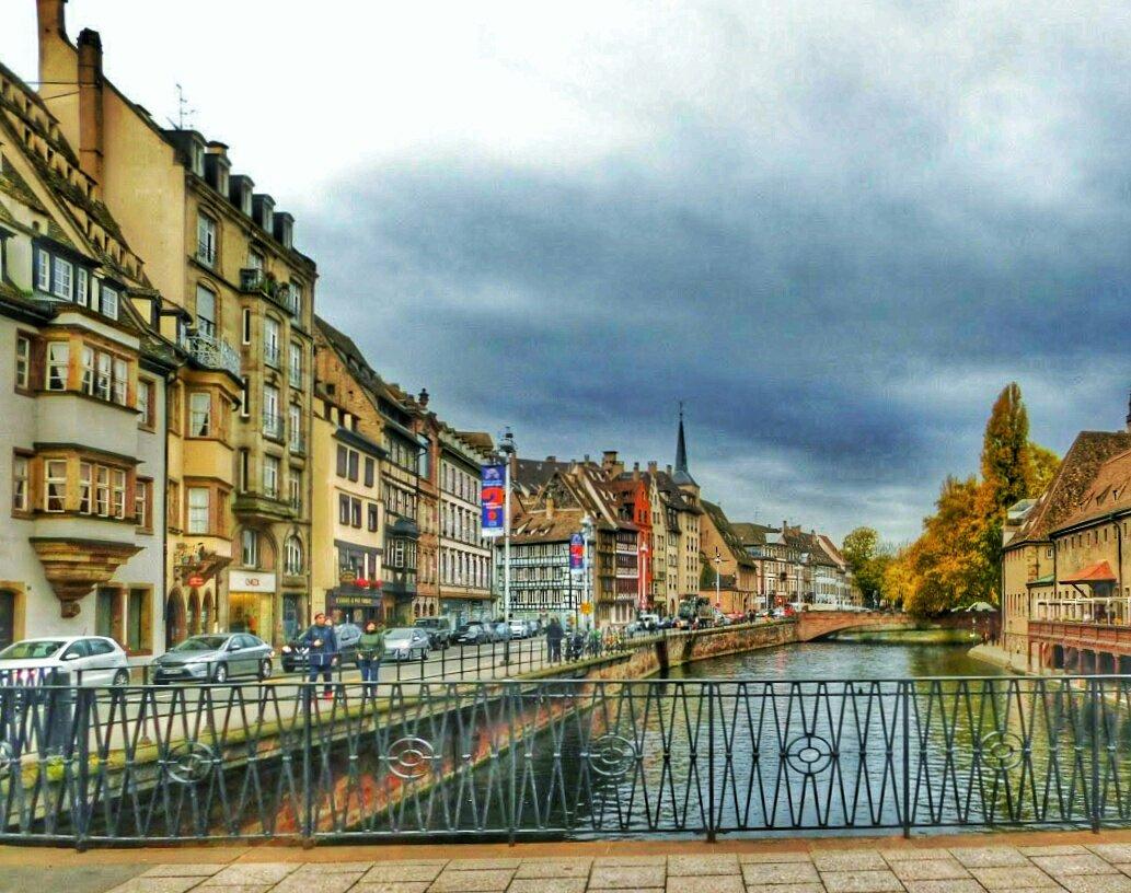 Pont du Corbeau - Strasbourg, France