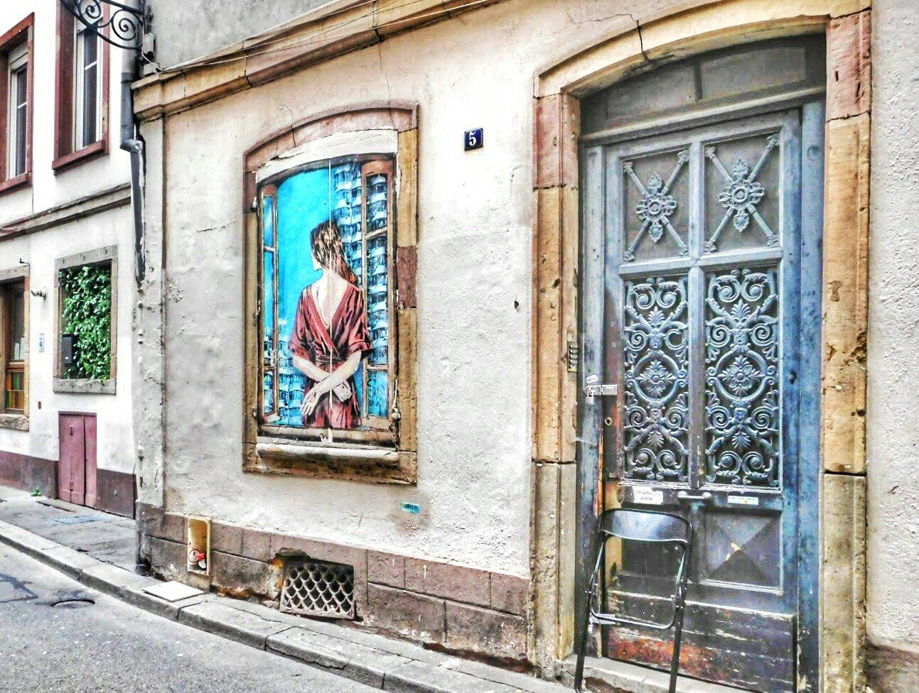 Rue du Puitts - Strasbourg, France