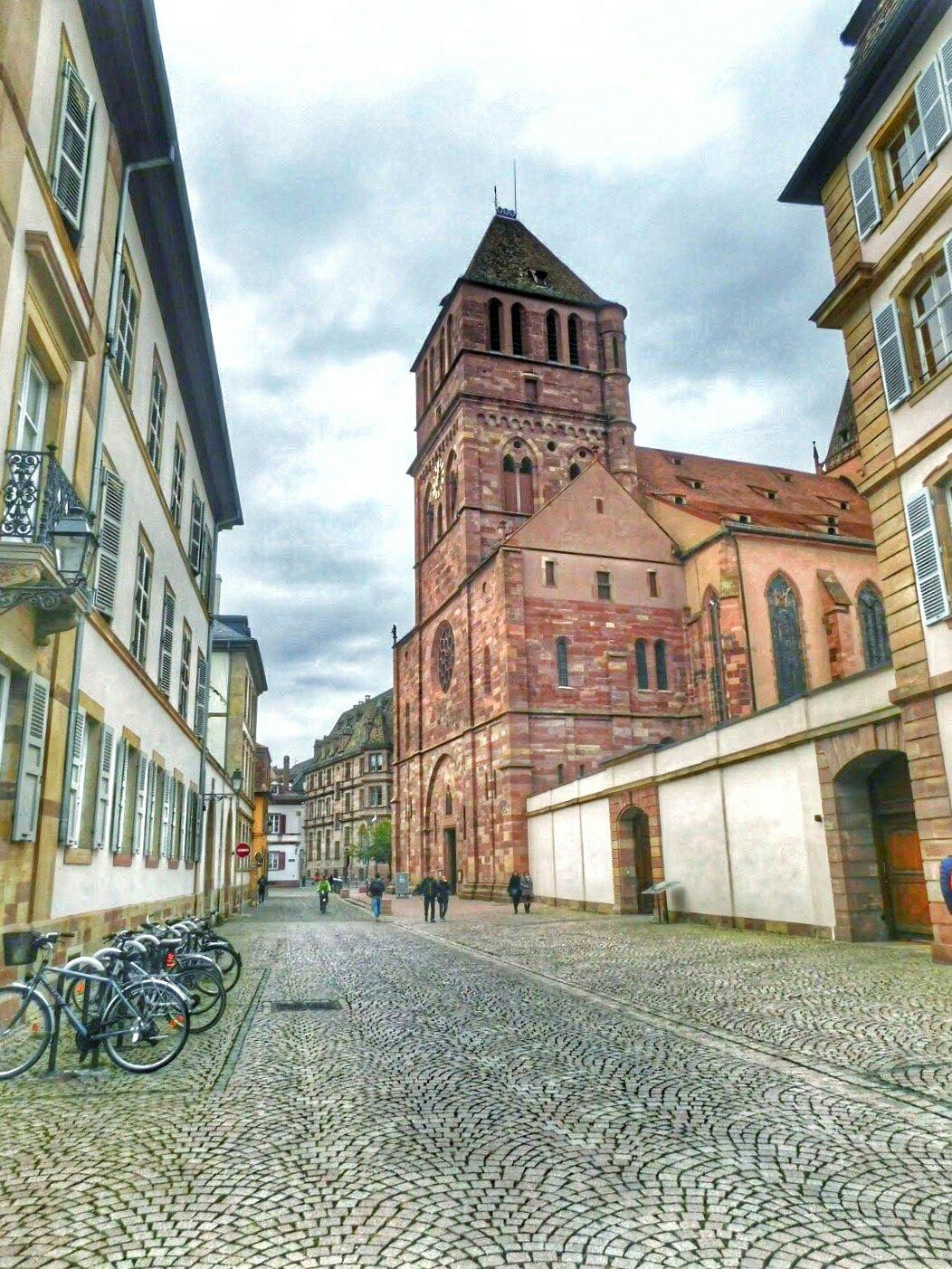 English Lutheran Church - Strasbourg, France