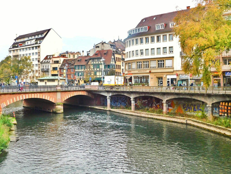 Pont Kuss - Strasbourg, France