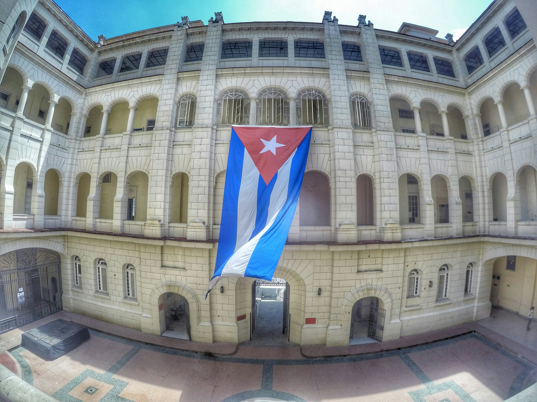 Museo de la Revolution - Havana, Cuba