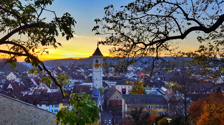 Overlooking St. Johann
