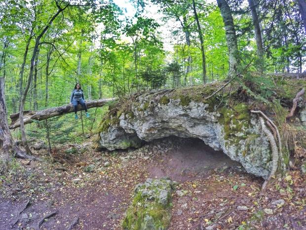 Cave of the Woods - Mackinac Island