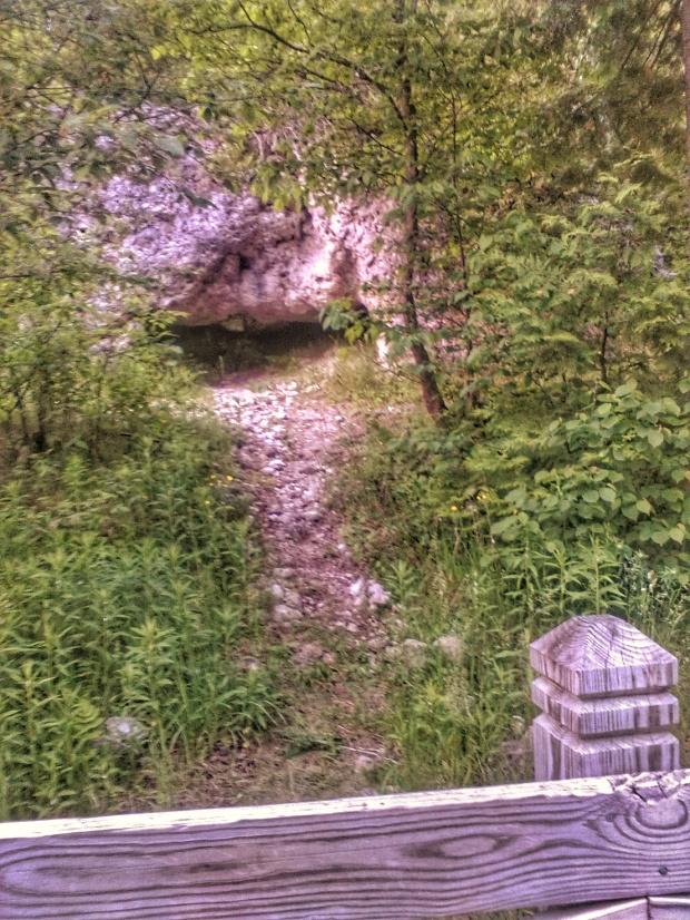 Skull Cave - Mackinac Island