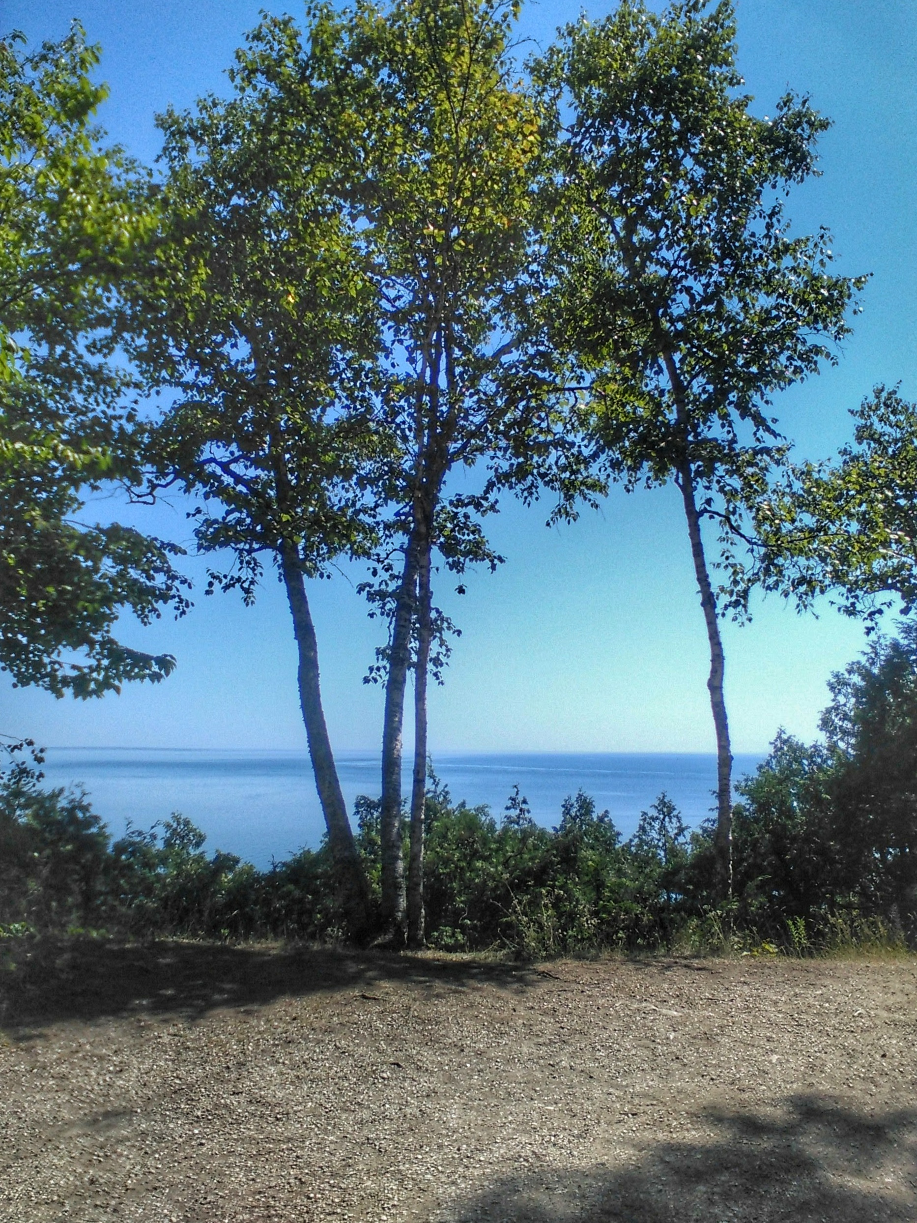 Lake Huron - Tranquil Bluff