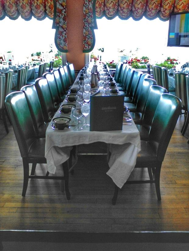 Salle Manger - Grand Hotel Main Dining Room