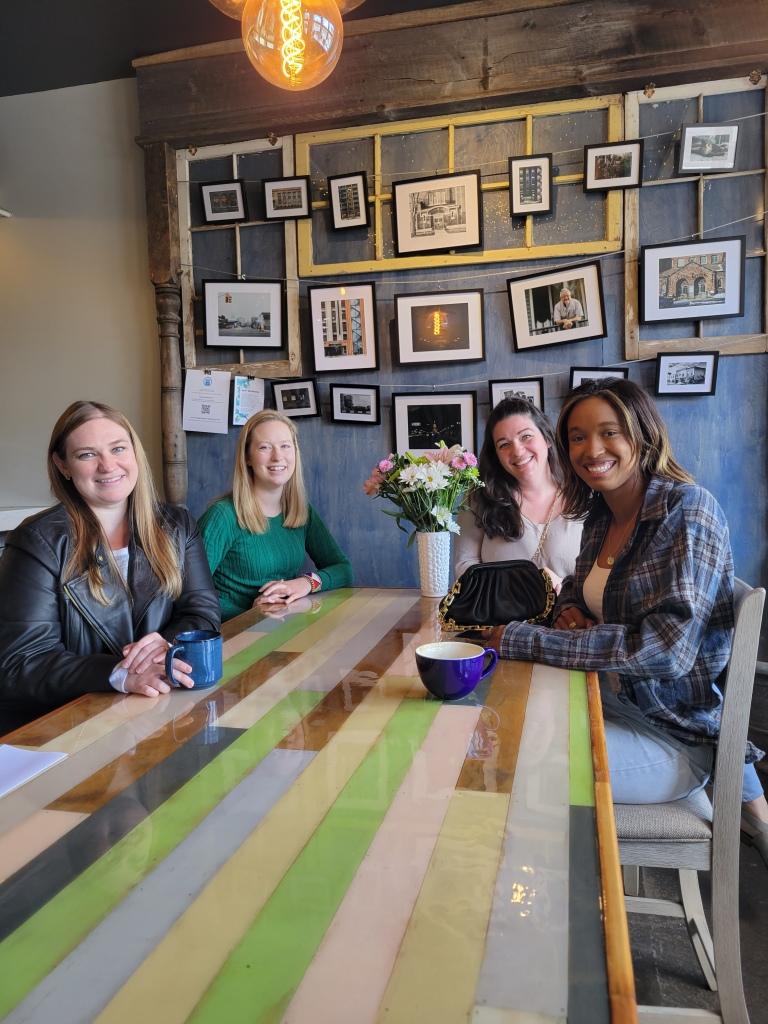Michigan Blogger, Influencer, Creative Meet Up.